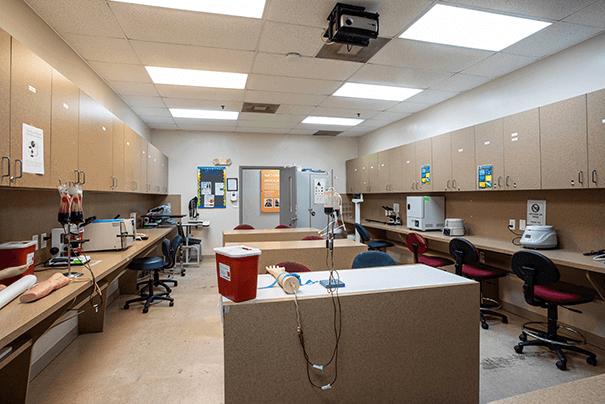 Medical Assistant Technician Lab 2 at FCC Hialeah Vocational School Campus - Florida Career College