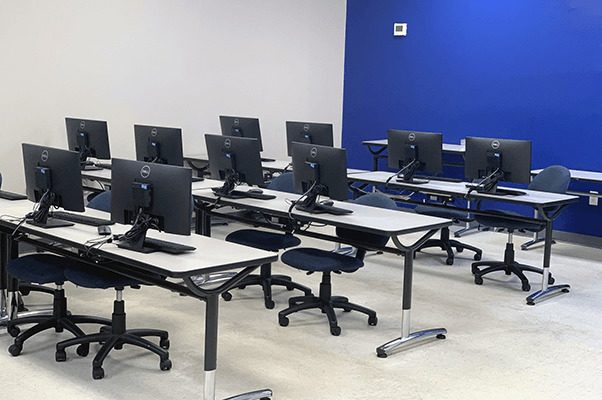 Medical Front Office and Billing Lab 2 at FCC Boynton Beach Vocational Training Program - Florida Career College